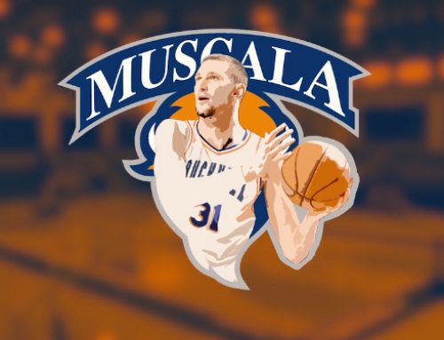 Mike Muscala – Bucknell Jersey Retirement